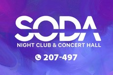 SODA night club & concert hall