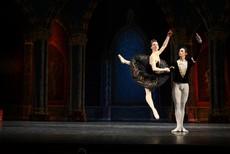 Балет «Лебединое озеро» (Театр «Русский балет»)