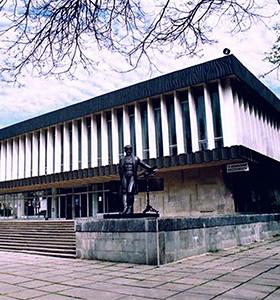 Музыкальное училище им. П. И. Чайковского