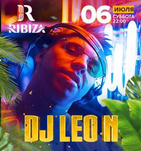 DJ LEO N - «Ribiza»