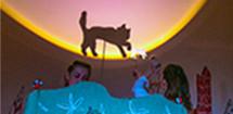Спектакль «Кошка, которая гуляла сама по себе»