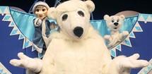 Спектакль Сказка про медвежонка Умку