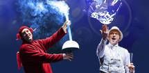 CLINC! Легендарное шоу мыльных пузырей (Испания, Порт Авентура)