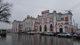 "ж/д станция ""Калуга-1"""