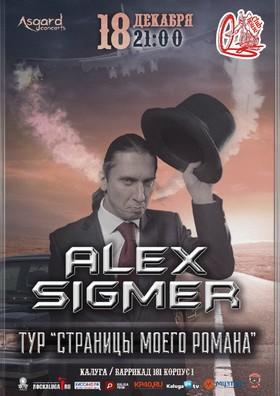 ALEX SIGMER