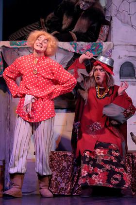 Театр молодежи: Домовенок Кузя