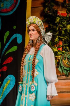 Театр молодежи: Василиса прекрасная