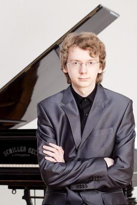Сольный концерт Сергея Редькина (фортепиано)