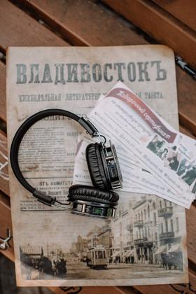 """Иммерсивный театр """"Письма твоего города. Легенды Владивостока"""""""