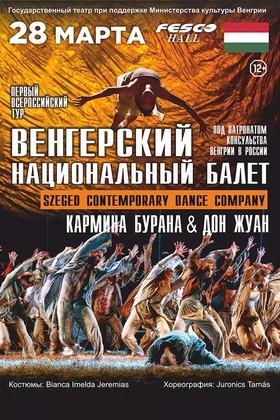 Венгерский национальный балет