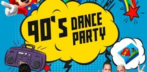 90's DANCE PARTY (Линда и Отпетые Мошенники)